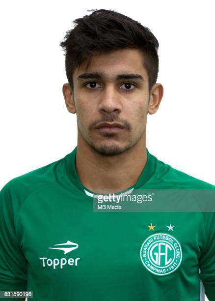 Brazilian Football League Serie B 2017 / 'n 'nBruno Eduardo Souza ' Bruno Souza '