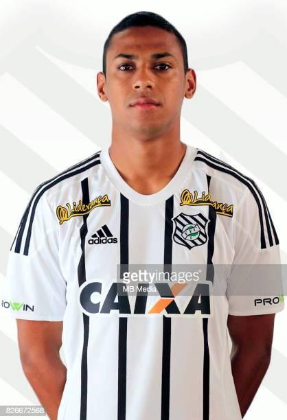 Brazilian Football League Serie B 2017 / 'n 'nBruno Fabiano Alves ' Bruno Alves '
