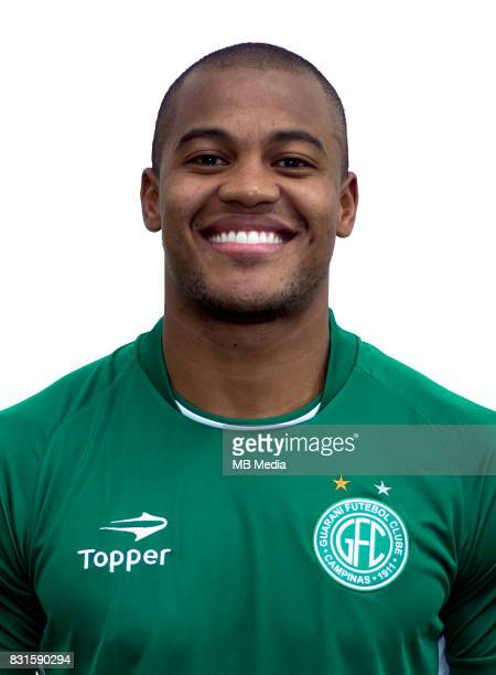 Brazilian Football League Serie B 2017 / 'n 'nEliandro dos Santos Gonzaga ' Eliandro '
