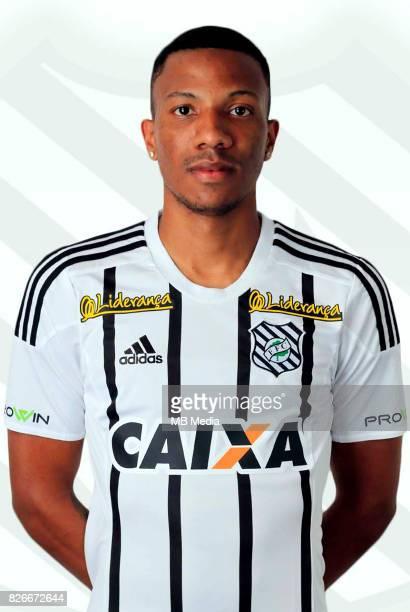 Brazilian Football League Serie B 2017 / 'n 'nGabriel da Silva Esteves ' Gabriel Esteves '