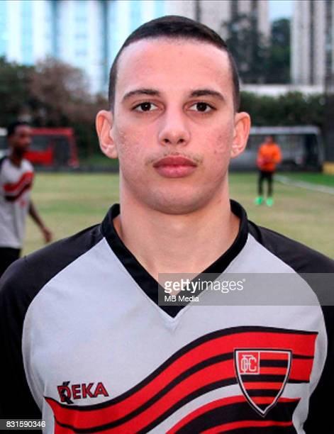 Brazilian Football League Serie B 2017 / 'n 'nGabriel Monteiro Vasconcelos ' Gabriel Vasconcelos '