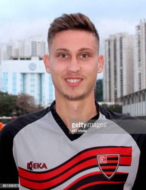 Brazilian Football League Serie B 2017 / 'n 'nGuilherme Gomes Garutti ' Guilherme Garutti '