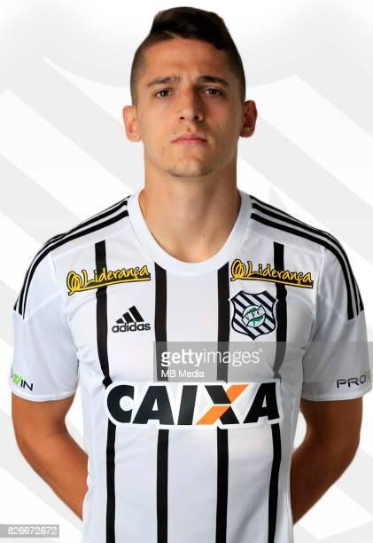 Brazilian Football League Serie B 2017 / 'n 'nHenrique de Souza Trevisan ' Henrique Trevisan '