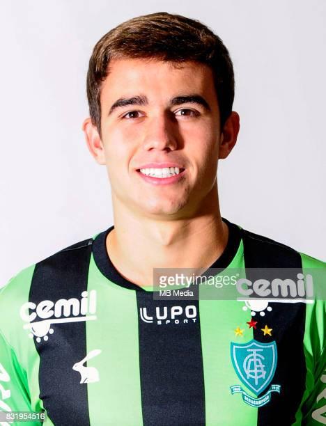 Brazilian Football League Serie B 2017 / 'n 'nJose Ricardo Barbosa Ribeiro Drumond ' Ze Ricardo '
