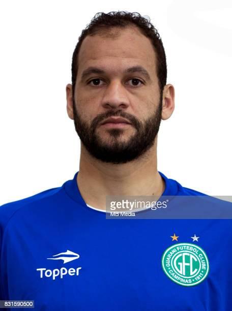 Brazilian Football League Serie B 2017 / 'n 'nLeandro Moreira Santos ' Leandro Santos '