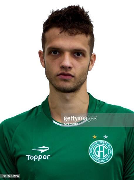 Brazilian Football League Serie B 2017 / 'n 'nLeonardo Rigo da Silva ' Leo Rigo '