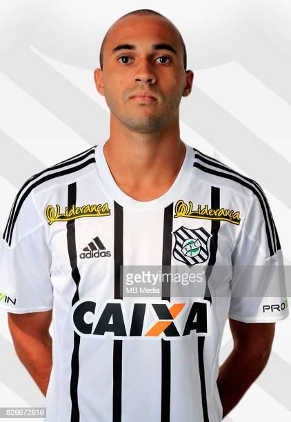 Brazilian Football League Serie B 2017 / 'n 'nLuis Eduardo Marques dos Santos ' Dudu '