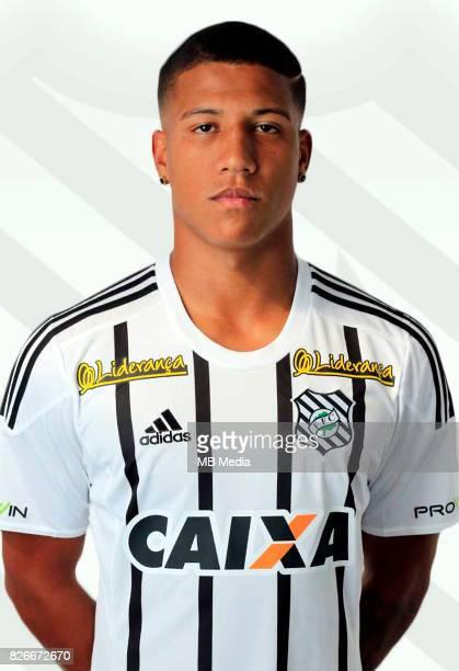 Brazilian Football League Serie B 2017 / 'n 'nMarcus Vinicius Ferreira Teixeira ' Indio '
