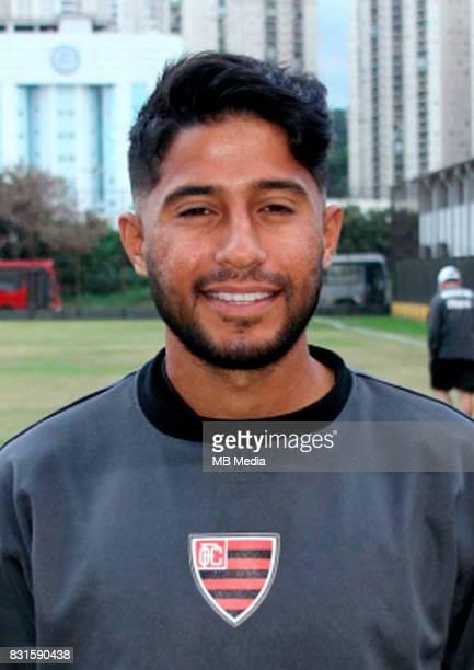 Brazilian Football League Serie B 2017 / 'n 'nRaphael Luz Pessoa ' Indio '