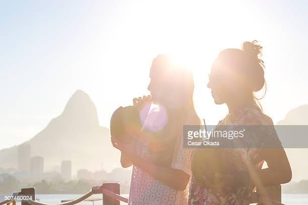 Brasilianische Mädchen