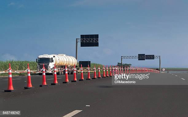 Brazilian highways.
