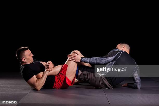 jiu jitsu Brasil-Artes marciales