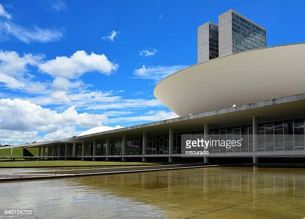 Congreso nacional brasileño, Brasilia