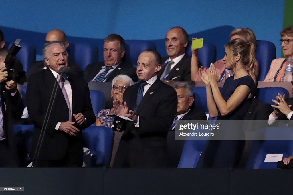 2016 Rio Paralympics - Opening Ceremony
