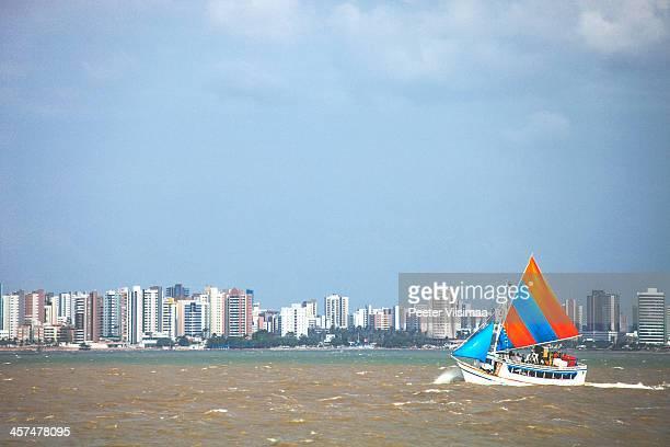 Brazilian sailboat