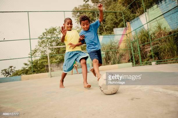 Joueur de football brésilien