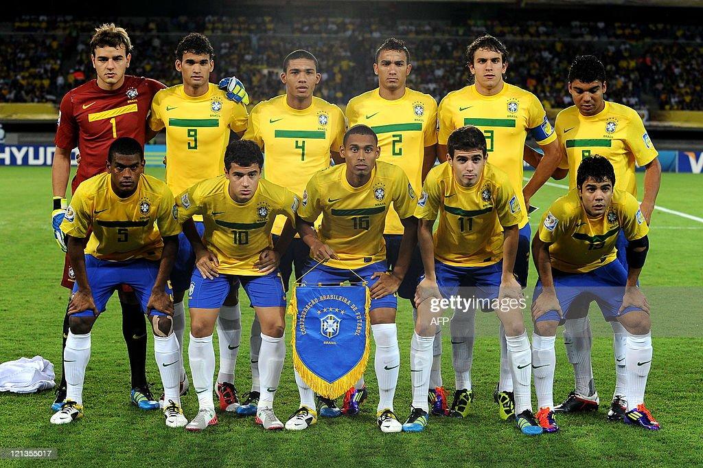Image result for brazil under 17 football team