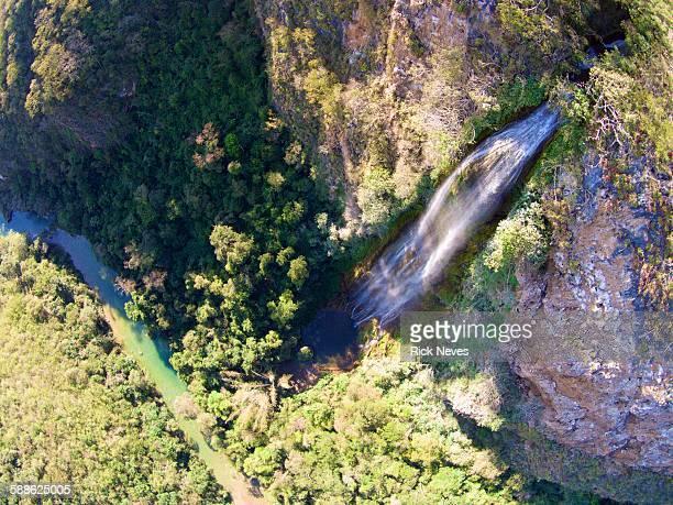 Brazilian waterfall
