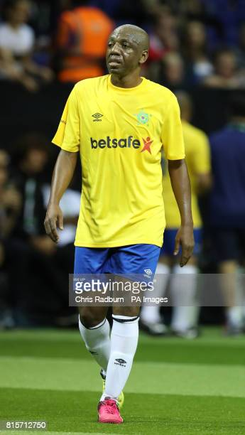 Brazil's Amaral during the play off final of the Star Sixes Tournament between Brazil and Spain at The O2 Arena London PRESS ASSOCIATION Photo...