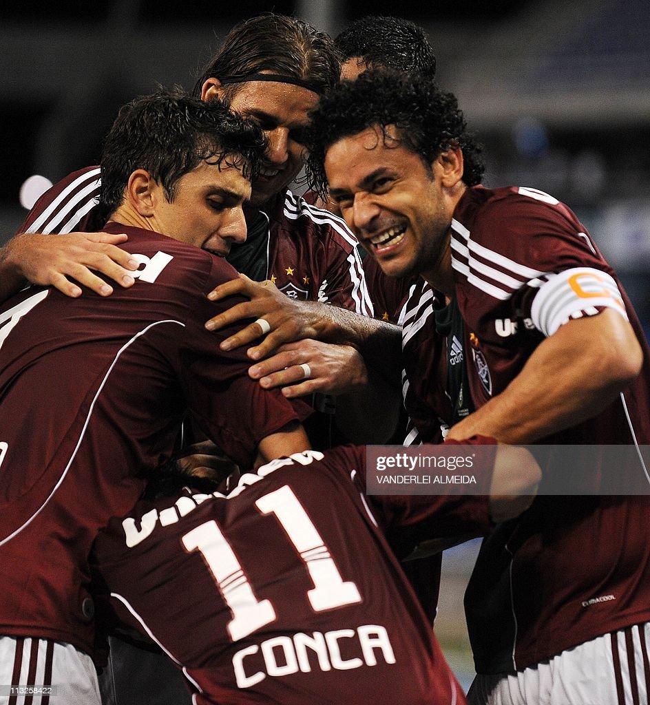 Brazil s Fluminense Dario Conca 11 cel