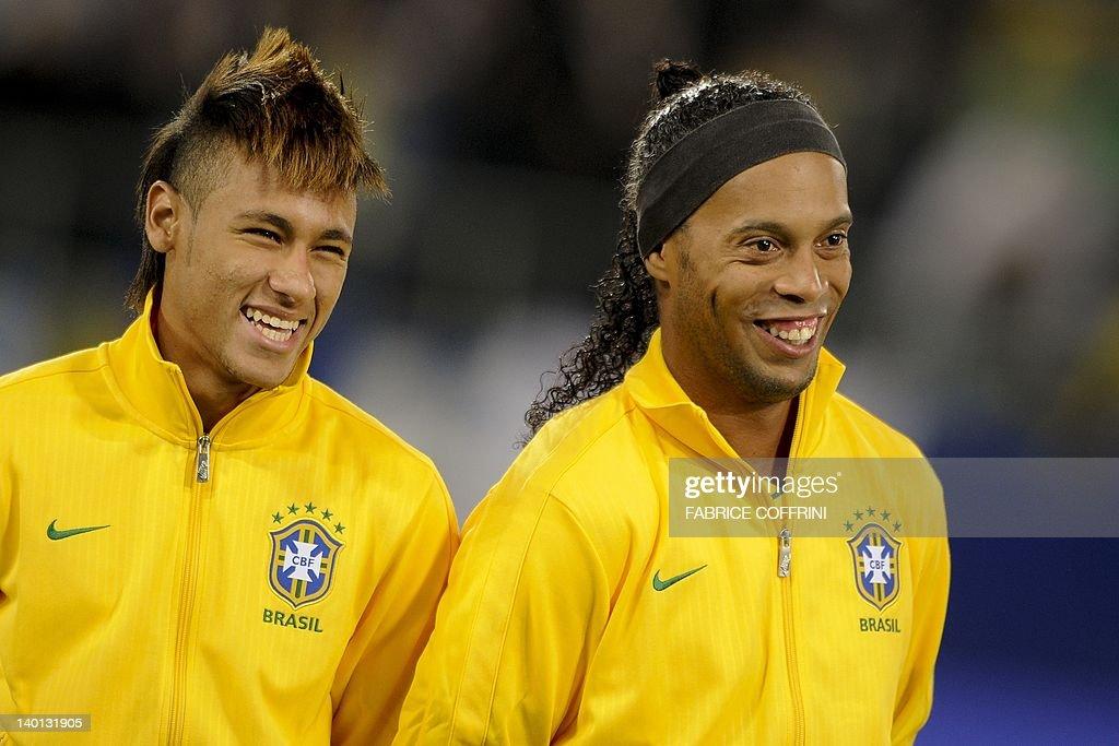 Neymar, Ronaldinho