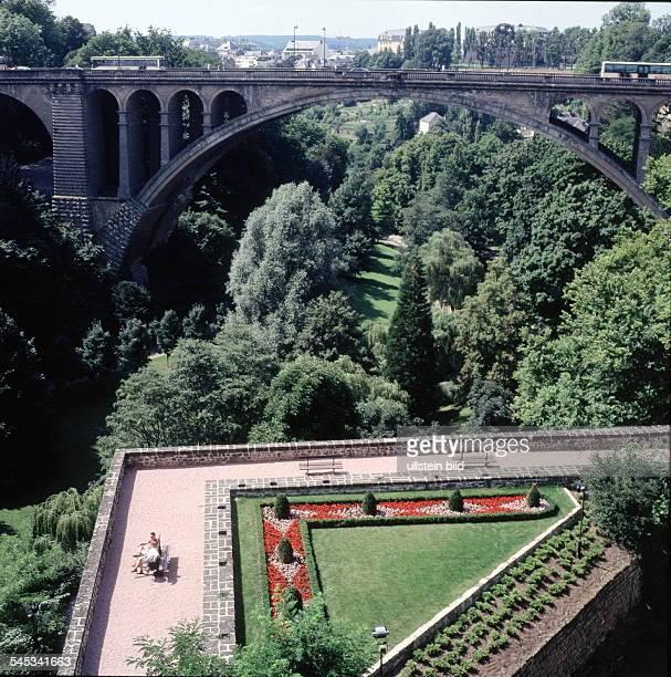 Brücke Pont Adolphe 1998