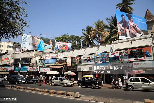 Breach Candi, Mumbai, India