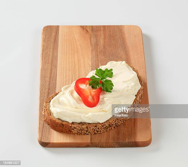 Bread and cheese spread