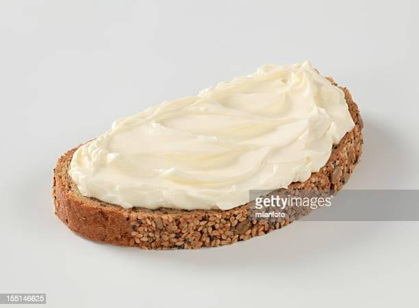 Brot und Käse-Auswahl