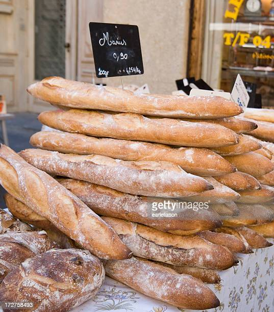 Bread at the Street Market