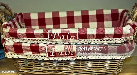 Bread Baskets : Foto de stock