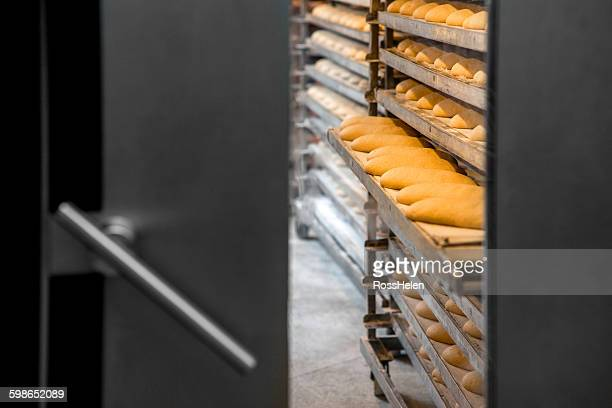 Bread in manufacturing