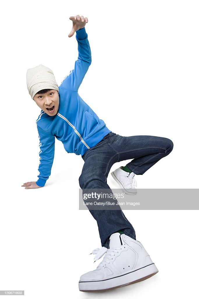 Breakdancer : Stock Photo