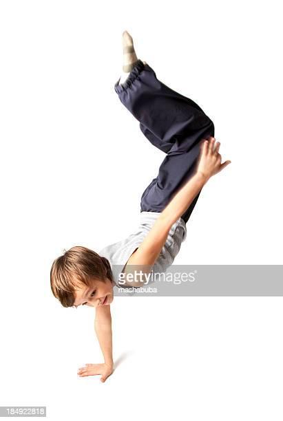 Breakdancer.