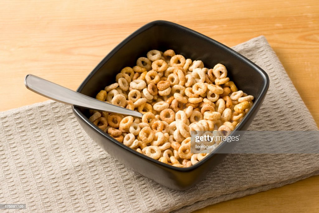 Breakfast Cereal : Stock Photo