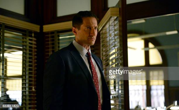 GRIMM 'Breakfast in Bed' Episode 606 Pictured Sasha Roiz as Sean Renard