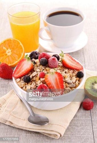 - Frühstück : Stock-Foto