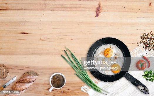 Breakfast : Stock Photo
