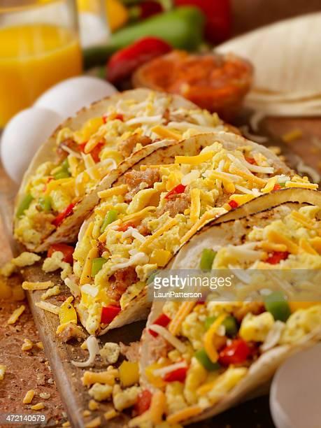 Prima colazione Taco