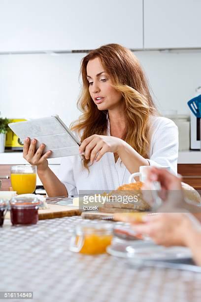 Frühstück-Technologie