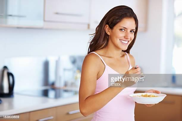 """L heure du petit déjeuner"""""""