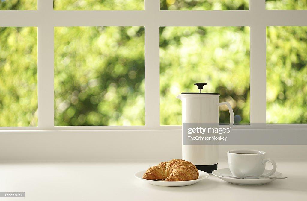 Breakfast Window Spring