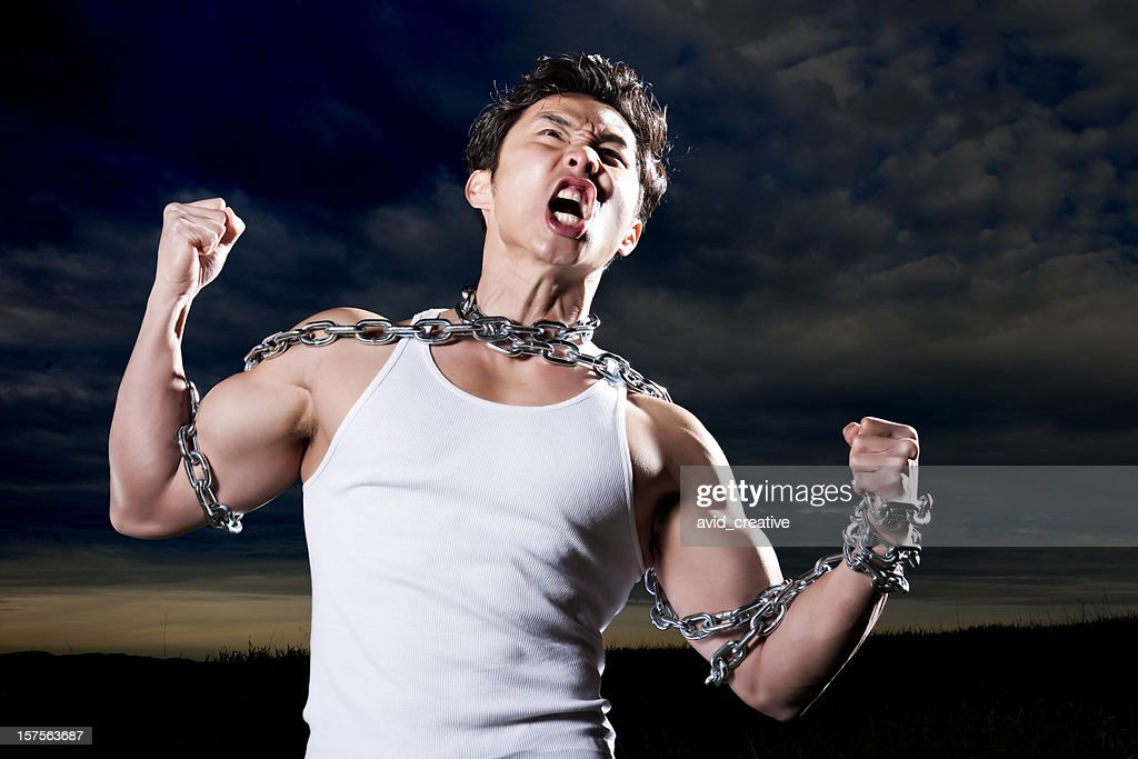 Breaking Free From The Chains That Bind