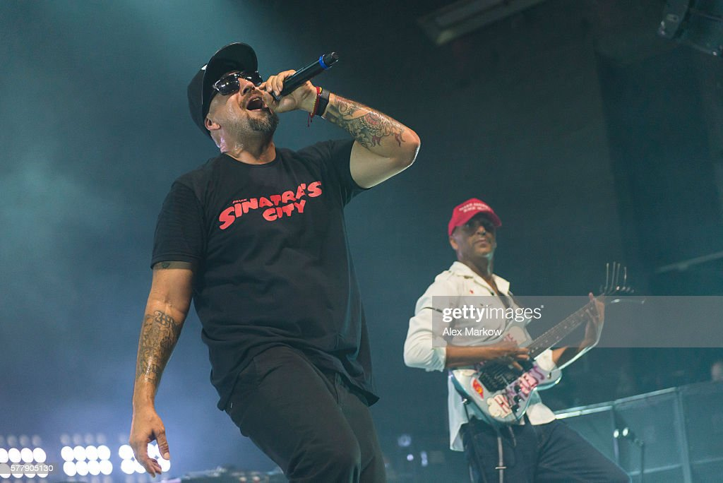 Prophets Of Rage In Concert - Cleveland, OH