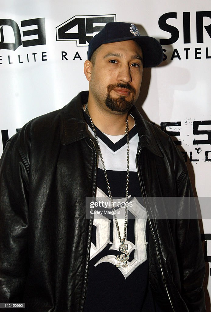 B-Real during The Shady National Convention - Eminem Launches New Sirius Radio Channel 'Shade 45' at Roseland Ballroom in New York City, New York, United States.