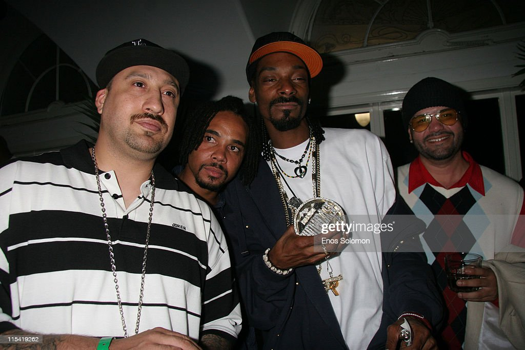 "Snoop Dogg's Birthday Bash and ""Hood of Horror"" After Party Sponsored By"