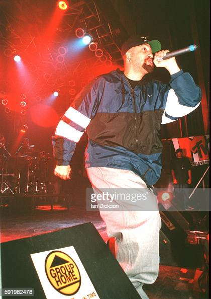 BReal of Cypress Hill performing on stage at The Forum Kentish Town London 23 April 1996