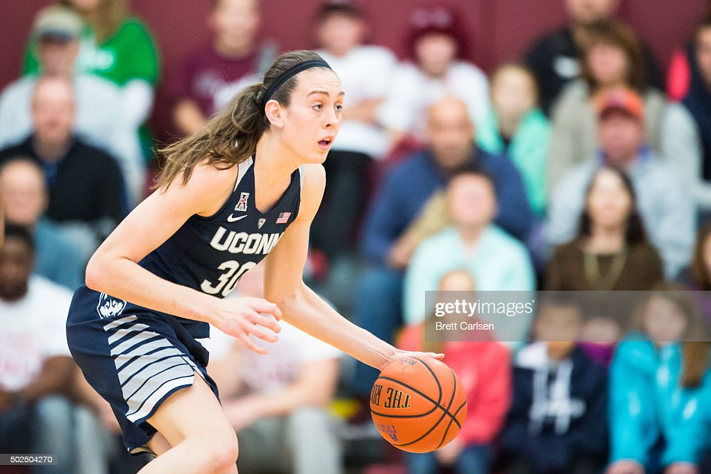 Storm select UConn star Breanna Stewart with top pick in WNBA draft