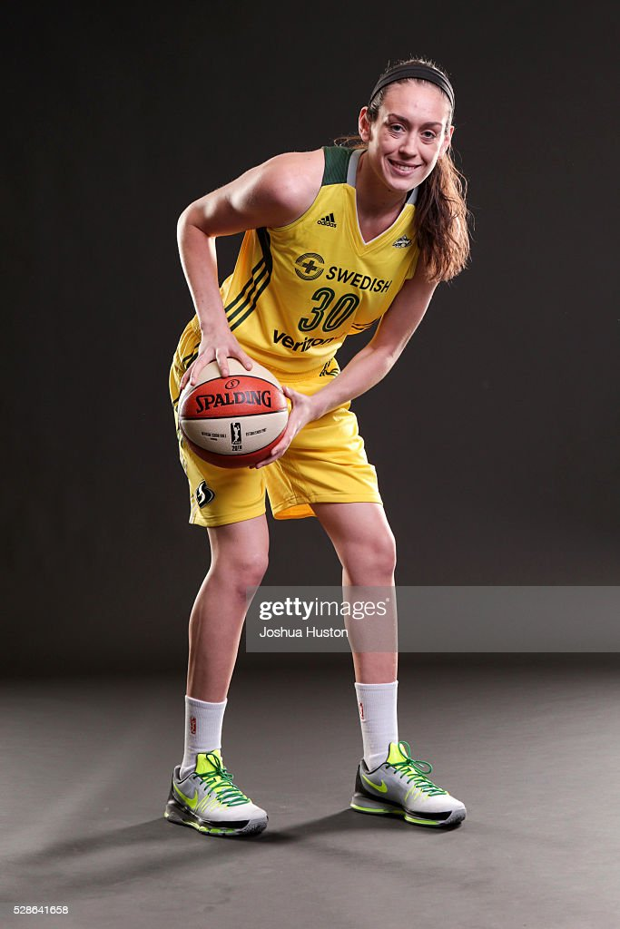 <a gi-track='captionPersonalityLinkClicked' href=/galleries/search?phrase=Breanna+Stewart&family=editorial&specificpeople=8564806 ng-click='$event.stopPropagation()'>Breanna Stewart</a> #30 of the Seattle Storm poses for a photo during media day at Key Arena in Seattle, Washington May 05, 2016.