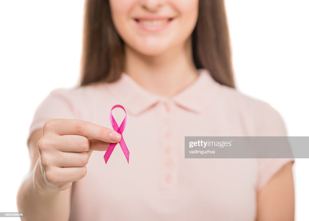Breast cancer : Stock Photo